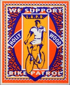 Bike Patrol Atelier85