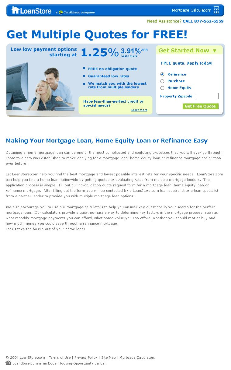 LoanStore