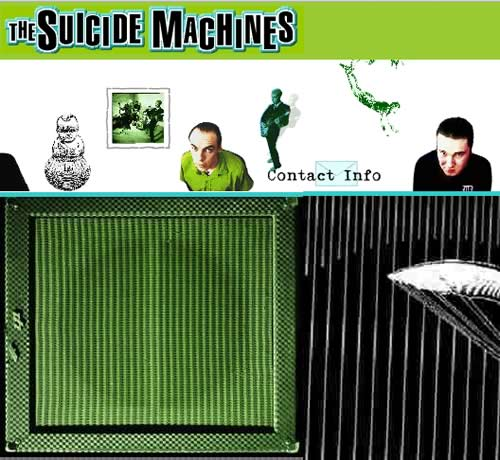 ©Atelier85, The Suicide Machines