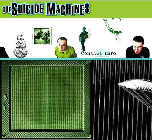 ©Atelier85, The Suicide Machines
